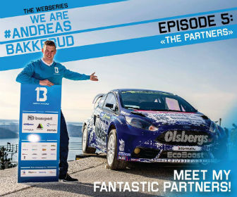 We Are #AndreasBakkerud Partners
