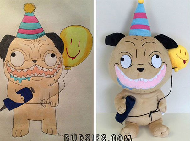 birthday-dog-stuffed-animal