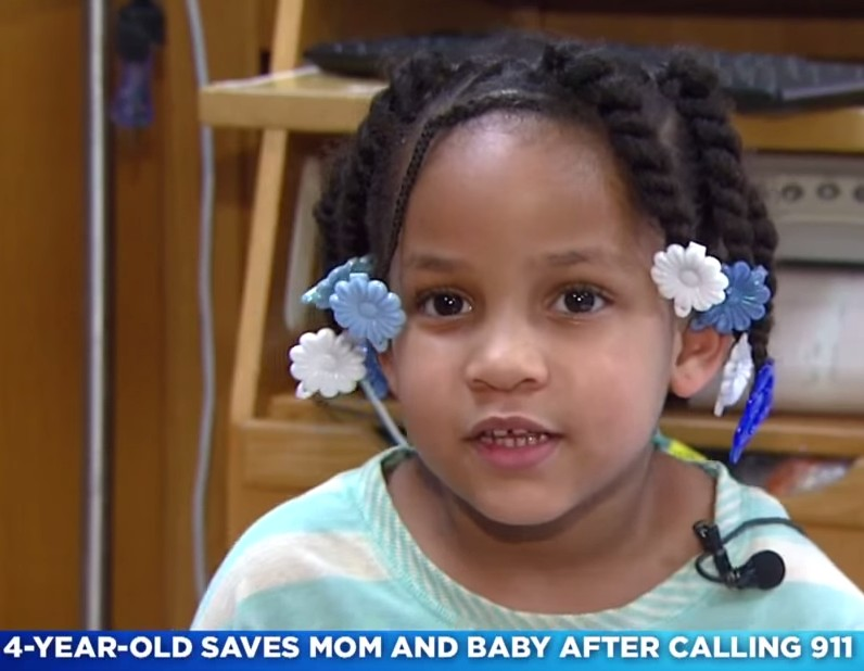 4-year-old-girl-save-pregnant-mom-and-baby