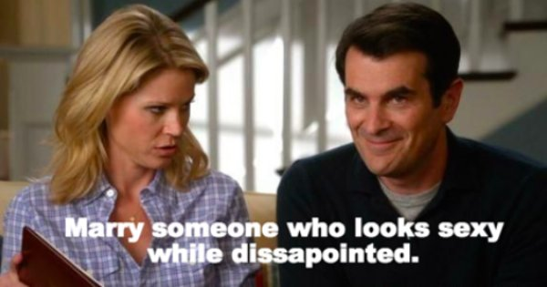 modern family memes married